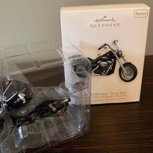 Hallmark Harley Davidson Keepsake Ornament